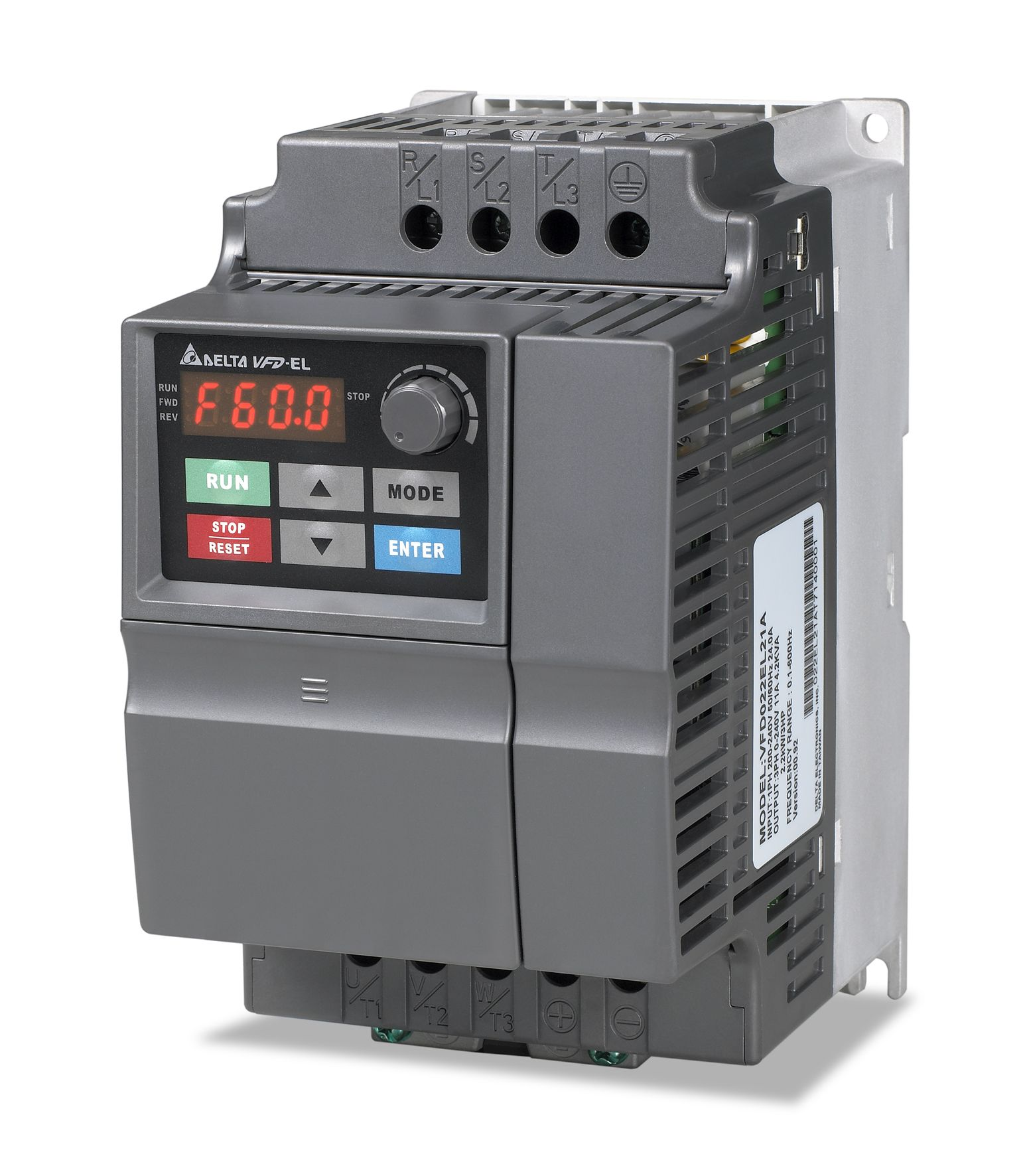 Invertor VFD-E Series